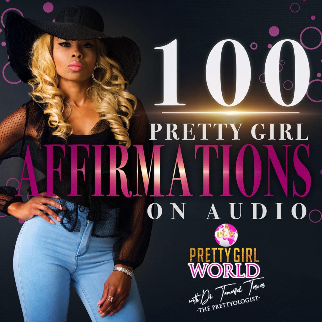 Audio Affirmations by Dr. Tamarrah Tarver