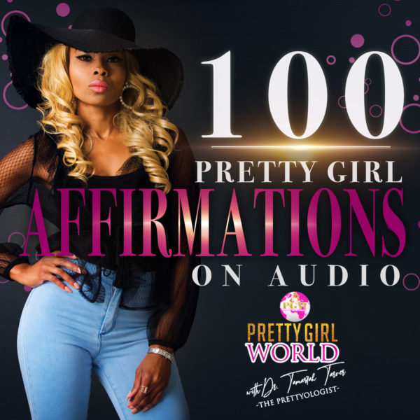 Audio Affirmations by Dr. Tamarrah Tarver